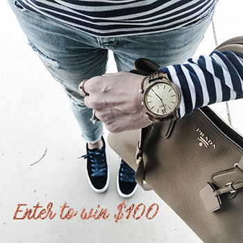 Win 100 dollars to JORD Wood Watch