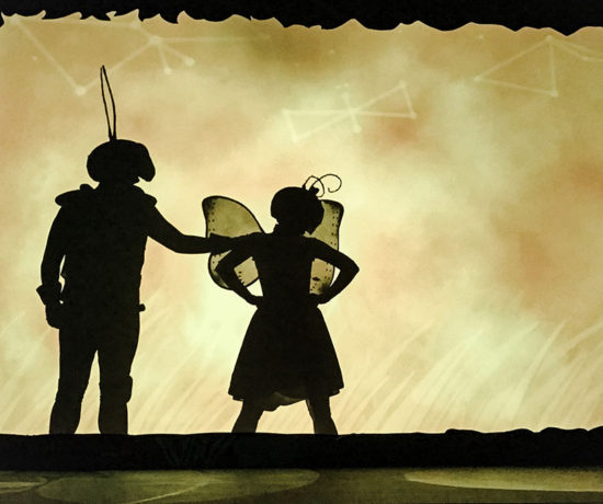 Center for Puppetry Arts: The Adventures of Mighty Bug