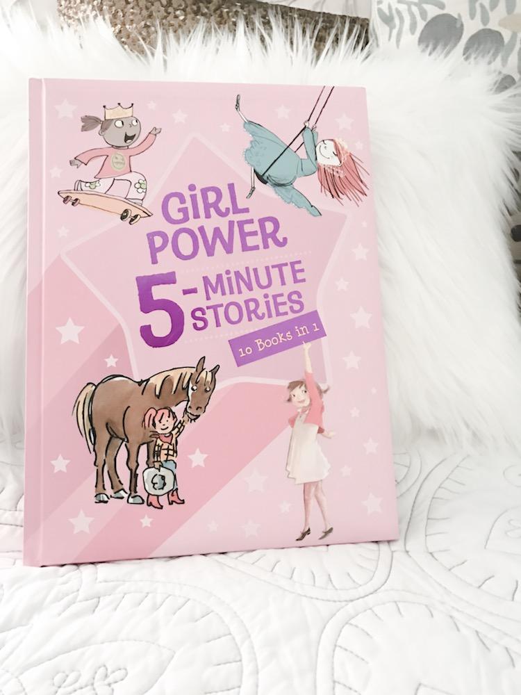 Girl power book for little girls