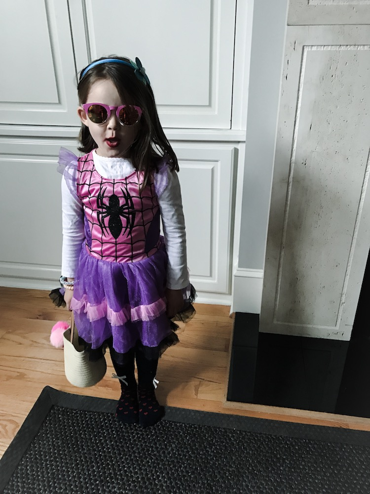 Spidey girl
