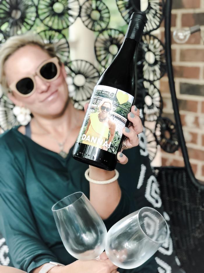 Custom wine labels atlanta